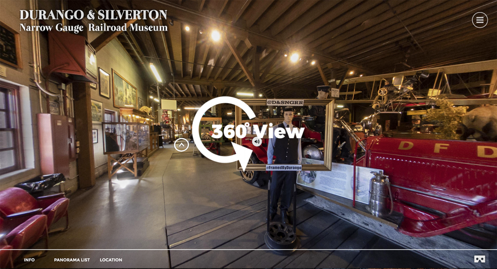 Immersive 360 Virtual Tours by Jane & Oliver